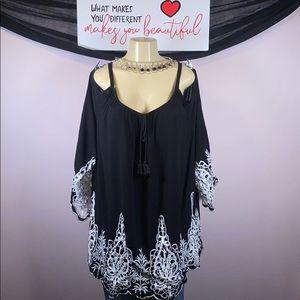 INC dressy Blouse Size 3X 💝